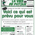 N°215 Avril 2009