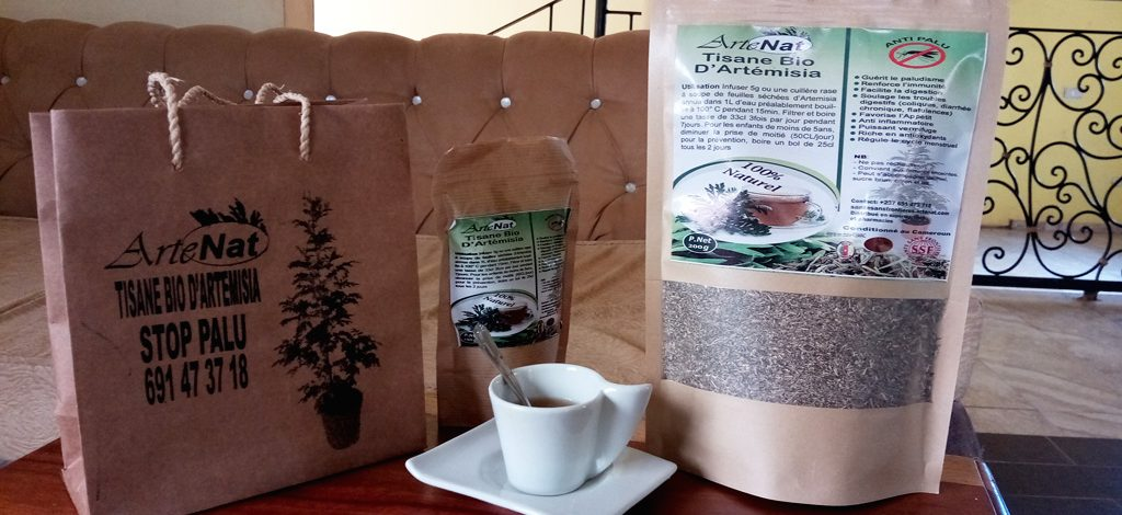 Cameroun : Le bon thé d'artemisia est amer